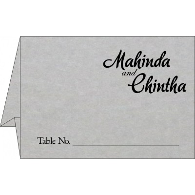 Table Cards - TC-1498