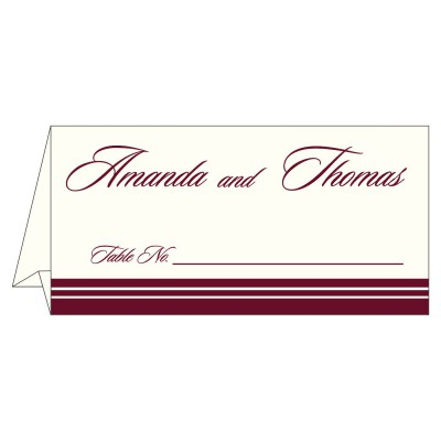 Table Cards - TC-2054
