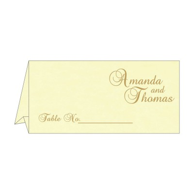 Table Cards - TC-2178