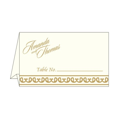 Table Cards - TC-2205