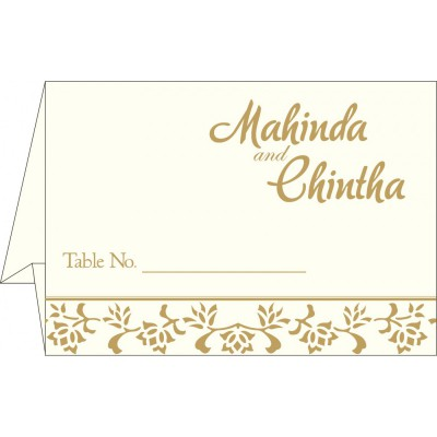 Table Cards - TC-2238