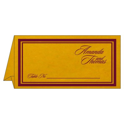 Table Cards - TC-2252