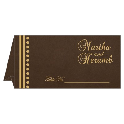 Table Cards - TC-5011H
