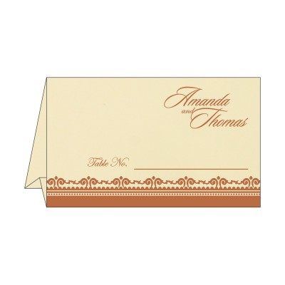 Table Cards - TC-8205C