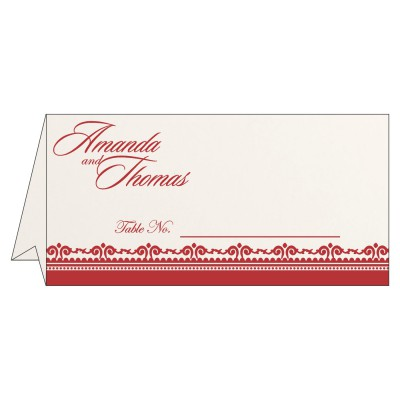 Table Cards - TC-8205N