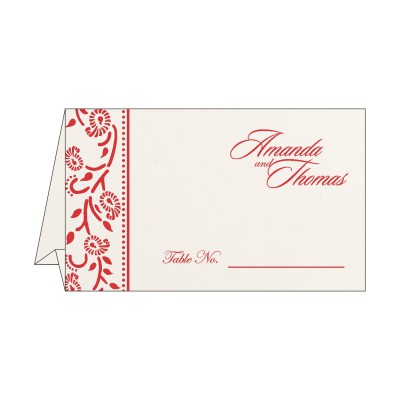 Table Cards - TC-8206C
