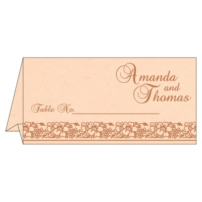 Table Cards - TC-8207C