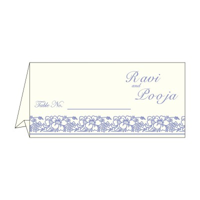 Table Cards - TC-8207D