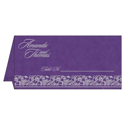 Table Cards - TC-8207G