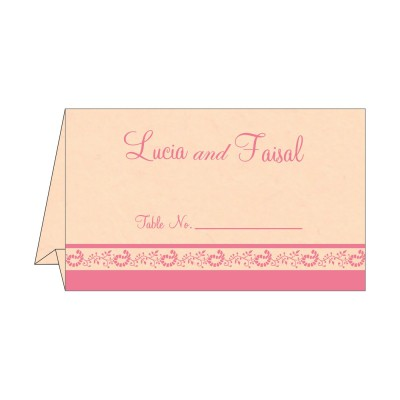 Table Cards - TC-8208F