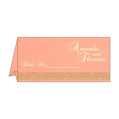 Table Cards - TC-8211J
