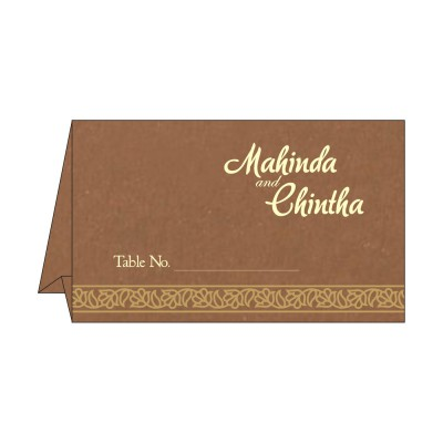 Table Cards - TC-8211L