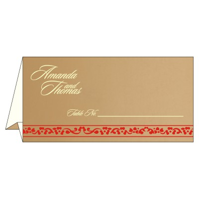 Table Cards - TC-8214H
