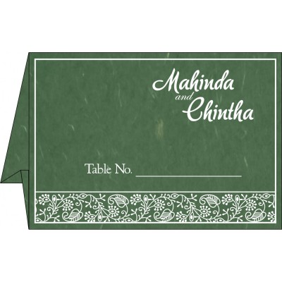 Table Cards - TC-8215E