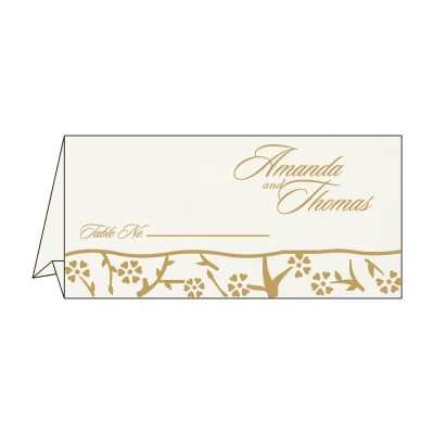Table Cards - TC-8216M