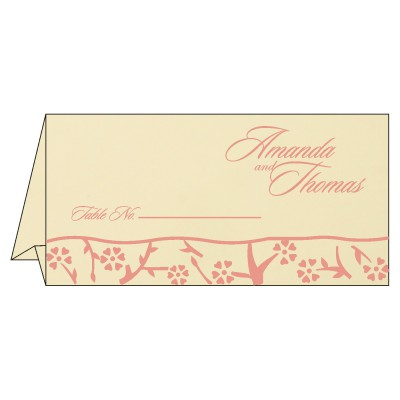 Table Cards - TC-8216P