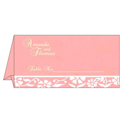 Table Cards - TC-8222E
