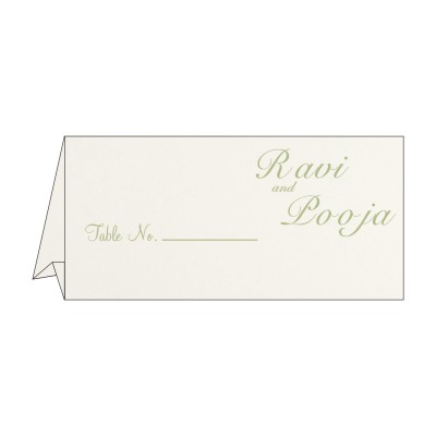 Table Cards - TC-8225F