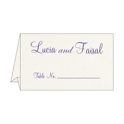 Table Cards - TC-8225H