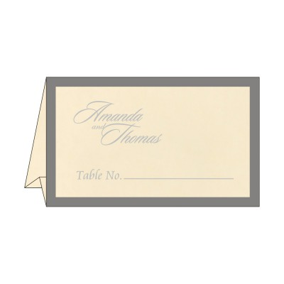 Table Cards - TC-8229B