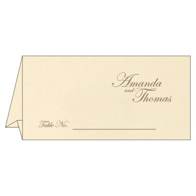 Table Cards - TC-8229P