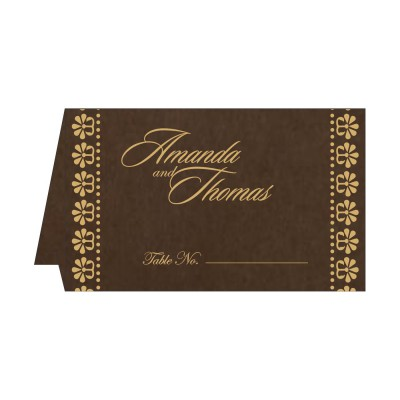 Table Cards - TC-8231D