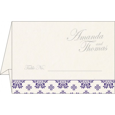 Table Cards - TC-8237A