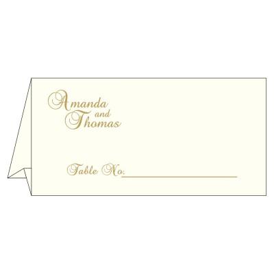 Table Cards - TC-8237E