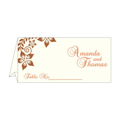 Table Cards - TC-8240H