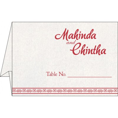 Table Cards - TC-8241Q
