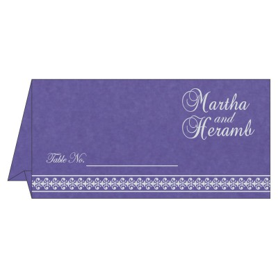 Table Cards - TC-8247C
