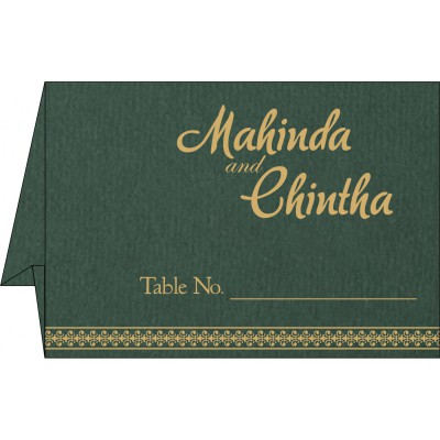 Table Cards - TC-8247N