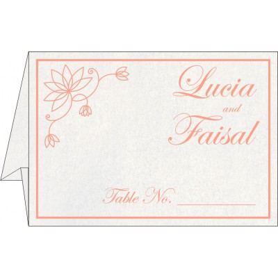 Table Cards - TC-8251I