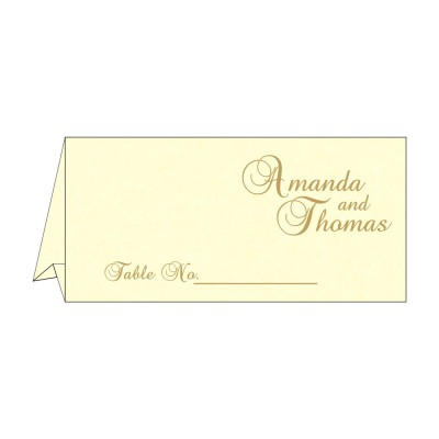 Table Cards - TC-8253H