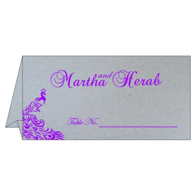 Table Cards - TC-8255C