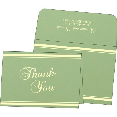 Thank You Cards - TYC-1190