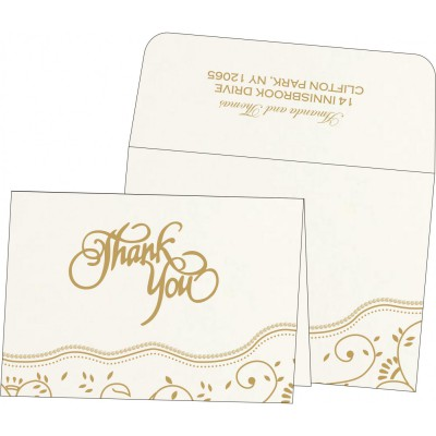 Thank You Cards - TYC-1197