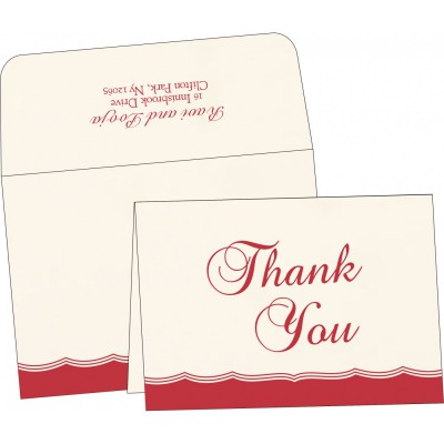 Thank You Cards - TYC-1264