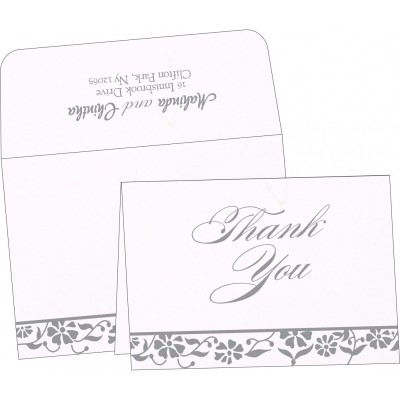 Thank You Cards - TYC-1291