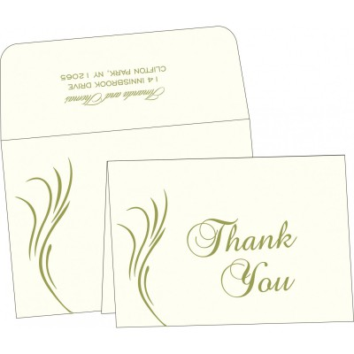 Thank You Cards - TYC-1317