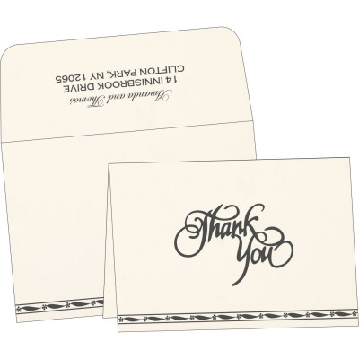 Thank You Cards - TYC-1328