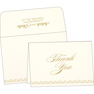 Thank You Cards - TYC-1351