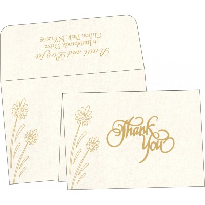 Thank You Cards - TYC-1378
