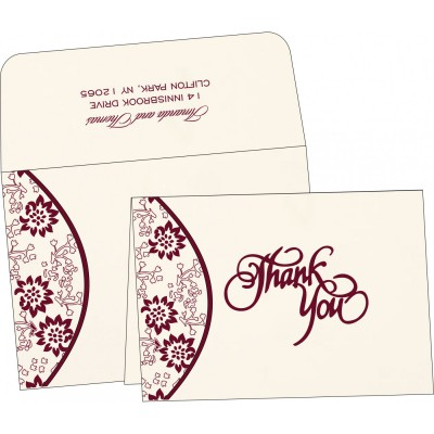 Thank You Cards - TYC-1391