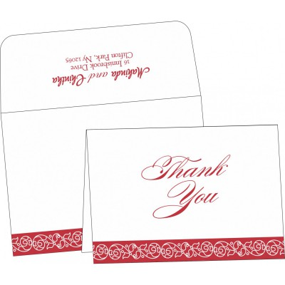 Thank You Cards - TYC-1396