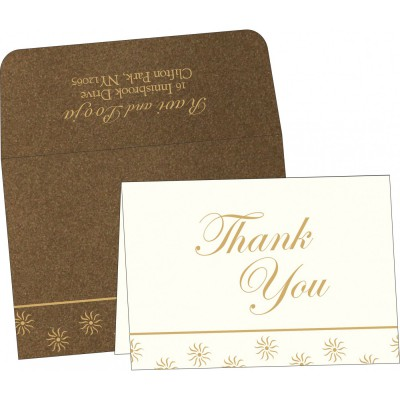 Thank You Cards - TYC-1405
