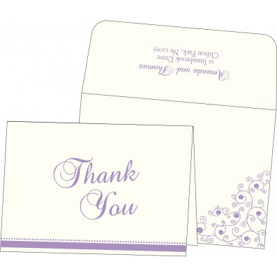 Thank You Cards - TYC-1431