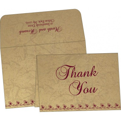 Thank You Cards - TYC-1440