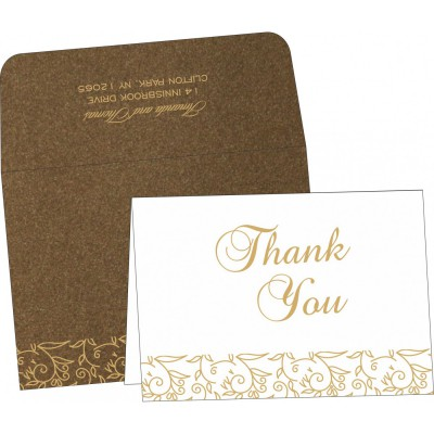 Thank You Cards - TYC-1447