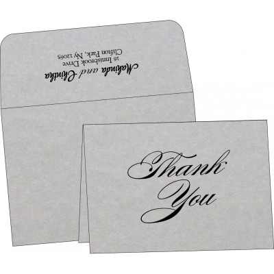 Thank You Cards - TYC-1498